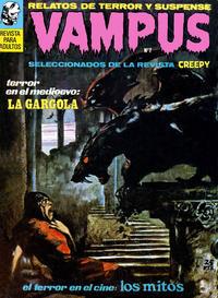 Cover Thumbnail for Vampus (Ibero Mundial de ediciones, 1971 series) #7