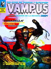 Cover Thumbnail for Vampus (Ibero Mundial de ediciones, 1971 series) #11
