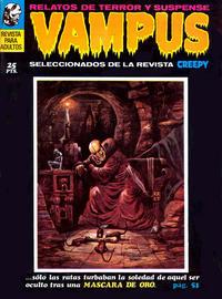 Cover Thumbnail for Vampus (Ibero Mundial de ediciones, 1971 series) #10