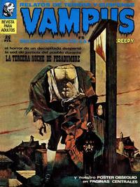 Cover Thumbnail for Vampus (Ibero Mundial de ediciones, 1971 series) #15