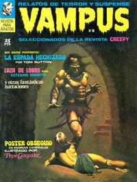 Cover Thumbnail for Vampus (Ibero Mundial de ediciones, 1971 series) #18