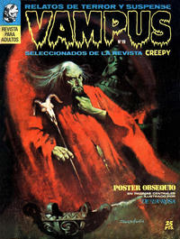 Cover Thumbnail for Vampus (Ibero Mundial de ediciones, 1971 series) #19