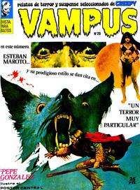 Cover Thumbnail for Vampus (Ibero Mundial de ediciones, 1971 series) #20
