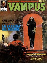 Cover Thumbnail for Vampus (Ibero Mundial de ediciones, 1971 series) #23