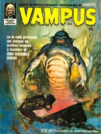 Cover Thumbnail for Vampus (Ibero Mundial de ediciones, 1971 series) #24