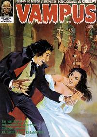 Cover Thumbnail for Vampus (Ibero Mundial de ediciones, 1971 series) #26