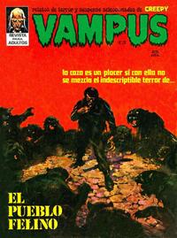 Cover Thumbnail for Vampus (Ibero Mundial de ediciones, 1971 series) #28
