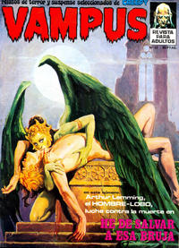 Cover Thumbnail for Vampus (Ibero Mundial de ediciones, 1971 series) #33