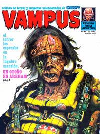Cover Thumbnail for Vampus (Ibero Mundial de ediciones, 1971 series) #40