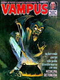 Cover Thumbnail for Vampus (Ibero Mundial de ediciones, 1971 series) #42