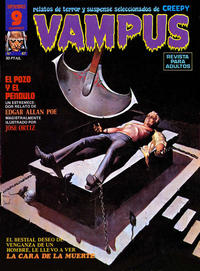 Cover Thumbnail for Vampus (Garbo, 1975 series) #47