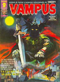 Cover Thumbnail for Vampus (Garbo, 1975 series) #48