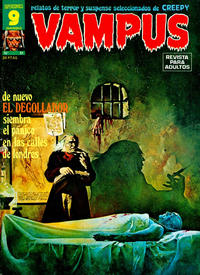 Cover Thumbnail for Vampus (Garbo, 1975 series) #51