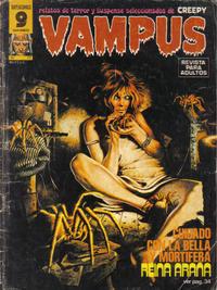 Cover Thumbnail for Vampus (Garbo, 1975 series) #77