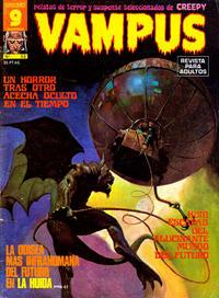 Cover Thumbnail for Vampus (Garbo, 1975 series) #53