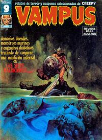 Cover Thumbnail for Vampus (Garbo, 1975 series) #55
