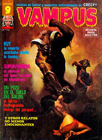 Cover Thumbnail for Vampus (Garbo, 1975 series) #59
