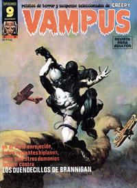 Cover Thumbnail for Vampus (Garbo, 1975 series) #61
