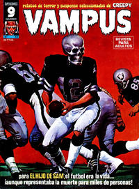 Cover Thumbnail for Vampus (Garbo, 1975 series) #65