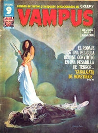 Cover Thumbnail for Vampus (Garbo, 1975 series) #66