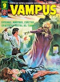 Cover Thumbnail for Vampus (Garbo, 1975 series) #67