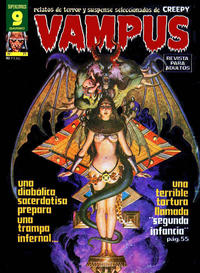 Cover Thumbnail for Vampus (Garbo, 1975 series) #71