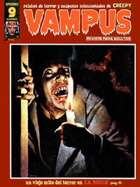 Cover Thumbnail for Vampus (Garbo, 1975 series) #74