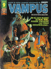 Cover Thumbnail for Vampus (Garbo, 1975 series) #75