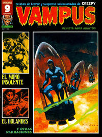 Cover Thumbnail for Vampus (Garbo, 1975 series) #76