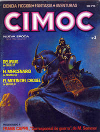 Cover Thumbnail for Cimoc (NORMA Editorial, 1981 series) #3