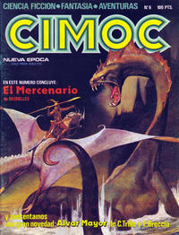 Cover Thumbnail for Cimoc (NORMA Editorial, 1981 series) #6