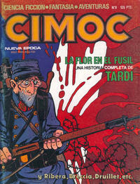 Cover Thumbnail for Cimoc (NORMA Editorial, 1981 series) #8