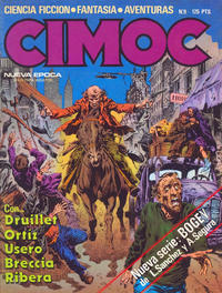 Cover Thumbnail for Cimoc (NORMA Editorial, 1981 series) #9