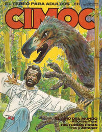 Cover Thumbnail for Cimoc (NORMA Editorial, 1981 series) #45