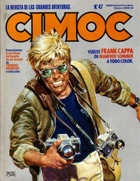 Cover Thumbnail for Cimoc (NORMA Editorial, 1981 series) #47