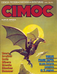 Cover Thumbnail for Cimoc (NORMA Editorial, 1981 series) #10