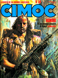 Cover Thumbnail for Cimoc (NORMA Editorial, 1981 series) #59