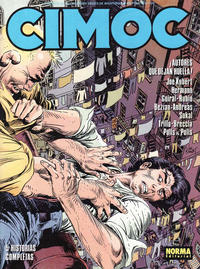 Cover Thumbnail for Cimoc (NORMA Editorial, 1981 series) #124