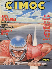 Cover Thumbnail for Cimoc (NORMA Editorial, 1981 series) #141