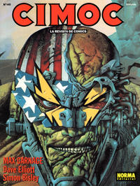Cover Thumbnail for Cimoc (NORMA Editorial, 1981 series) #146