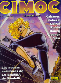 Cover for Cimoc (NORMA Editorial, 1981 series) #174