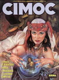 Cover Thumbnail for Cimoc (NORMA Editorial, 1981 series) #123