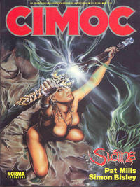 Cover Thumbnail for Cimoc (NORMA Editorial, 1981 series) #110