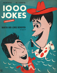 Cover Thumbnail for 1000 Jokes (Dell, 1939 series) #63