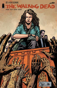 Cover Thumbnail for The Walking Dead (Image, 2003 series) #127