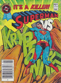 Cover Thumbnail for The Best of DC (DC, 1979 series) #36 [Canadian Newsstand]