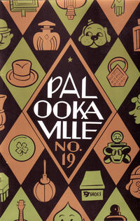 Cover Thumbnail for Palooka-Ville (Drawn & Quarterly, 1991 series) #19