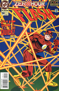 Cover Thumbnail for Flash (DC, 1987 series) #94 [2nd Printing]