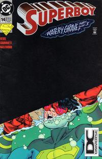 Cover Thumbnail for Superboy (DC, 1994 series) #14 [DC Universe Corner Box]