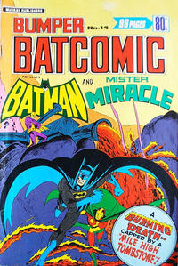 Cover Thumbnail for Bumper Batcomic (K. G. Murray, 1976 series) #14